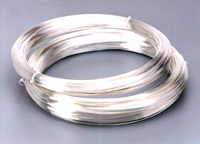 silver wire cloth